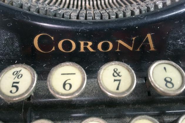 "Corona ""4"" logo up front..."
