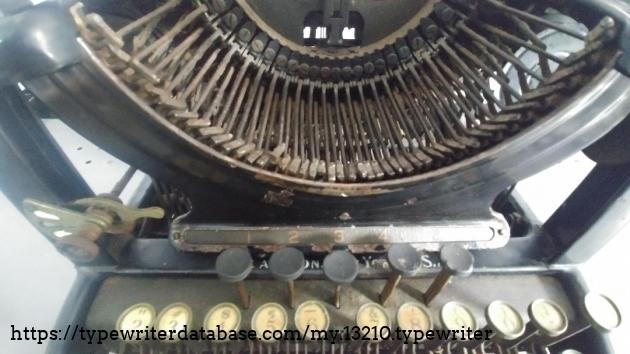Type slugs and tab keys