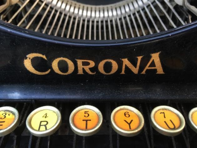 "Corona ""3"" logo on the front..."