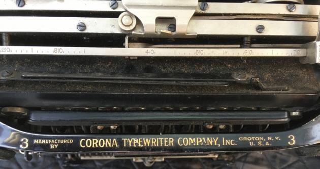 "Corona ""3"" logo on the bottom..."
