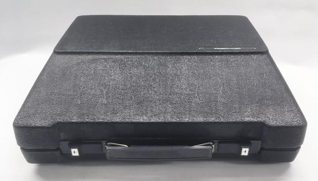 """Smith Corona """"Electra XT""""  travel case..."""
