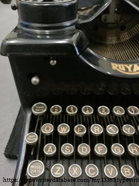 Keys left