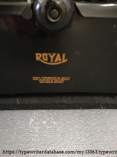 Royal trademark logo