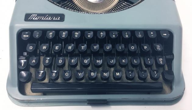 "Montana ""Montana"" from the keyboard..."