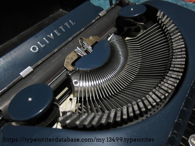 Olivetti MP1 Invicta