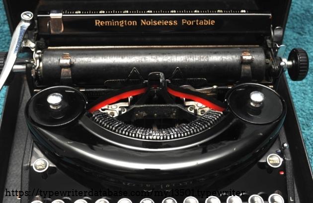 Remington Noiseless Portable