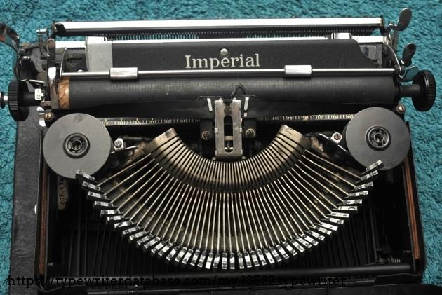Imperial Good Companion Model T