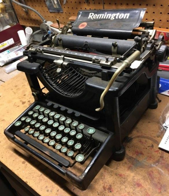 """Remington """"10"""" from the right side..."""