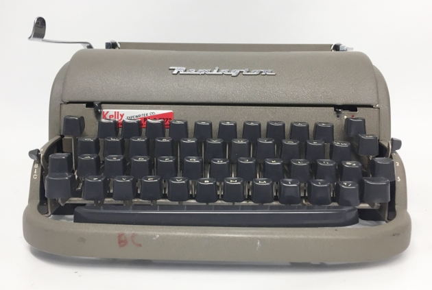 """Remington """"All-New"""" from the front..."""