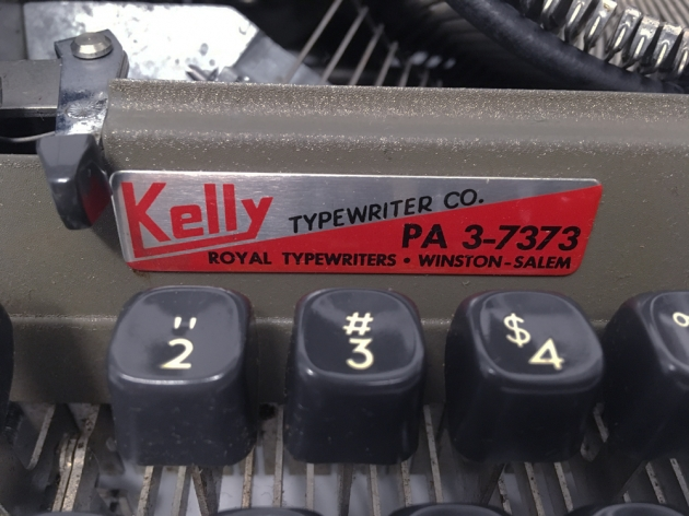 """Remington """"All-New"""" from the dealer sticker on the front..."""