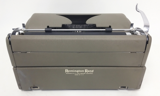 """Remington """"All-New"""" from the back..."""