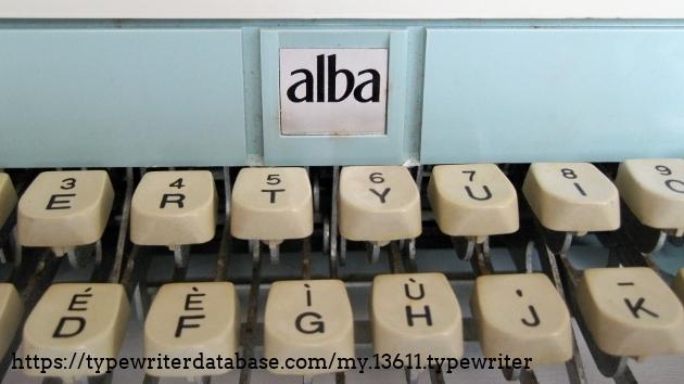 Logo and keyboard detail