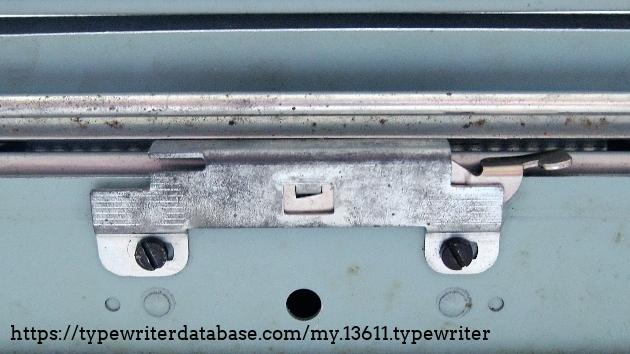Left margin lever set