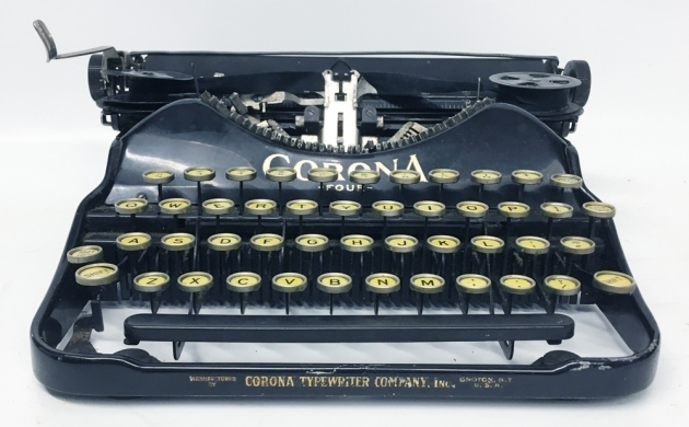 """Corona """"4"""" from the front..."""