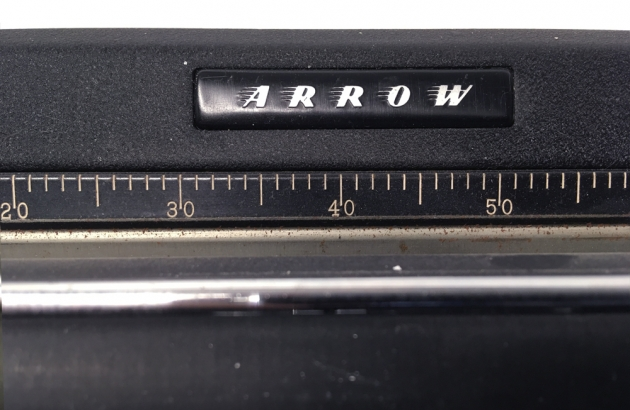"Royal ""Arrow"" from the logo on the top..."
