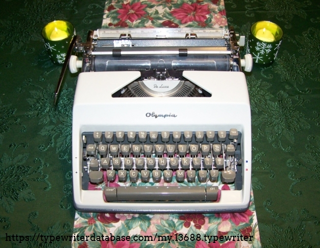 Time to type that Christmas letter!
