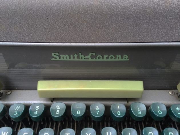 """Smith Corona """"88"""" from the logo on the front...."""