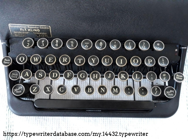 Corona Standard 3C keys
