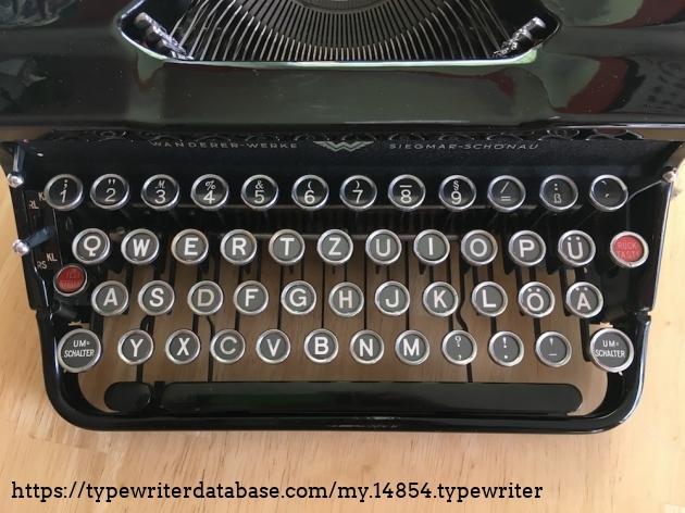 Klein-Continental 100 #R246925# - Keyboard