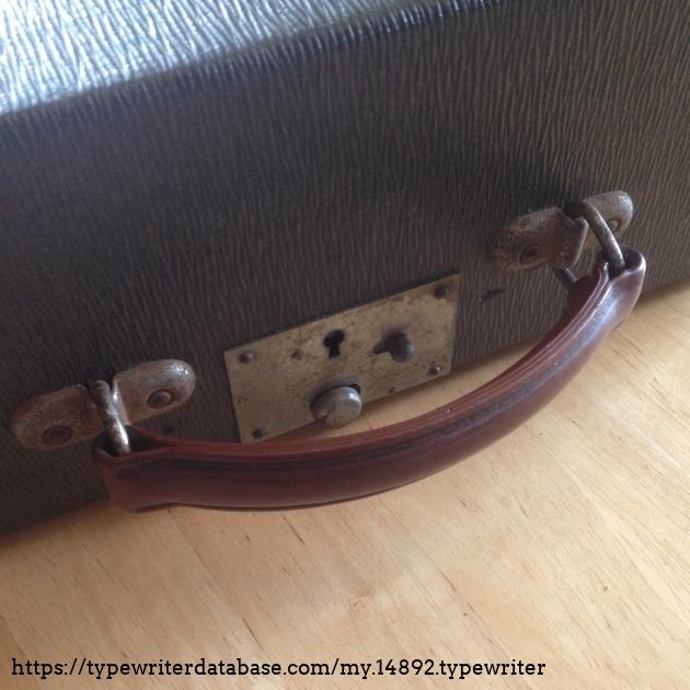 Adler - Klein Adler 2 #365753# - Suitcase lock