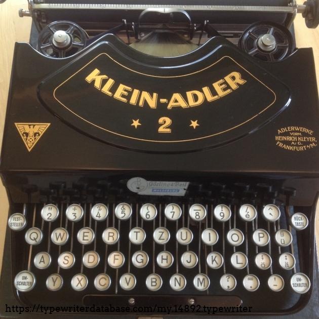Adler - Klein Adler 2 #365753# - Above