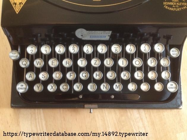 Adler - Klein Adler 2 #365753# - Keyboard