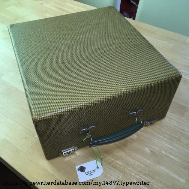 TWDB - HERMES 2000 #2006999# - Suitcase