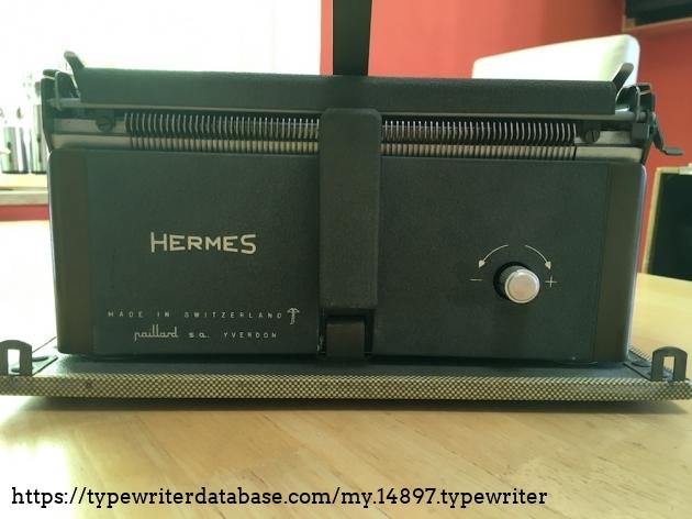 TWDB - HERMES 2000 #2006999# - Back