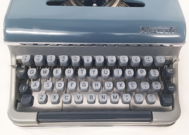 """Torpedo """"18b"""" from the keyboard..."""