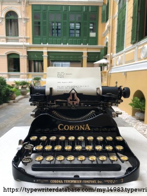 1922 Corona 3