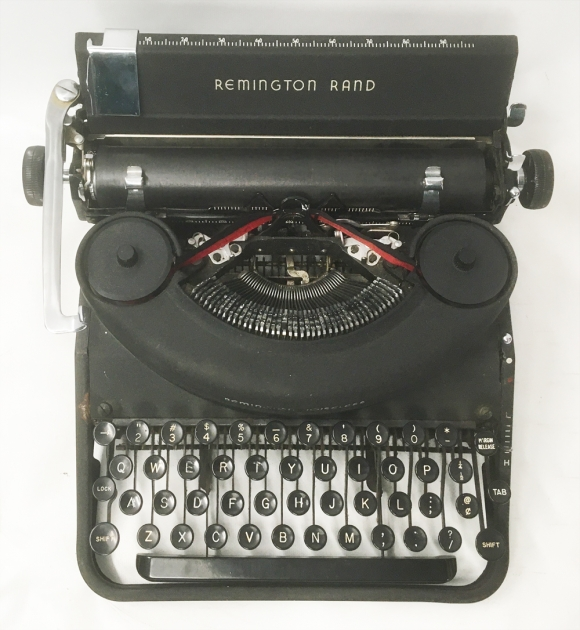 """Remington """"Noiseless 7"""" from the  top..."""