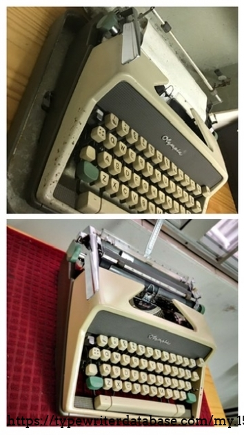 Before and after restoration shot