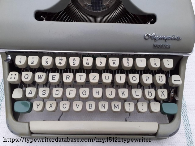 Olympia Monica keys