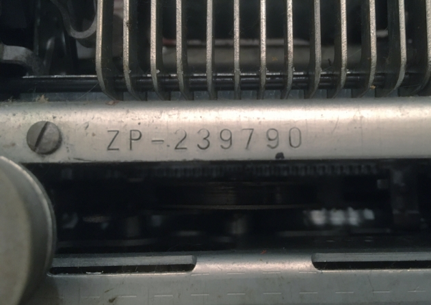 """Consul """"Silent"""" serial number location..."""