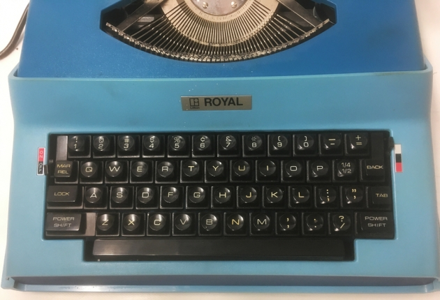 "Royal (Silver-Seiko) ""Apollo 12-GT"" from the keyboard..."