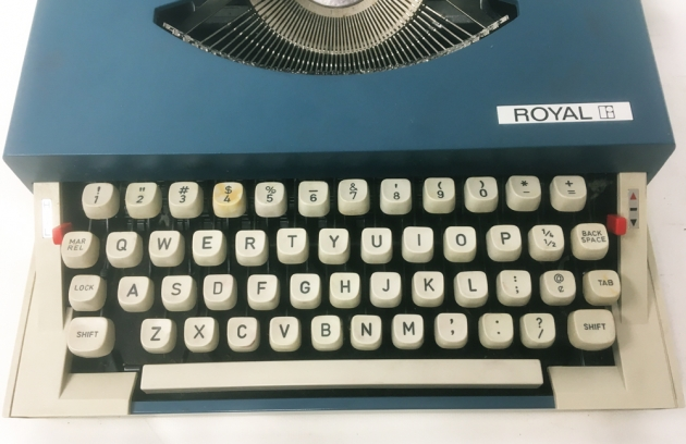 "1970 Royal ""(Silver-Seiko) Sprite""  from the keyboard..."