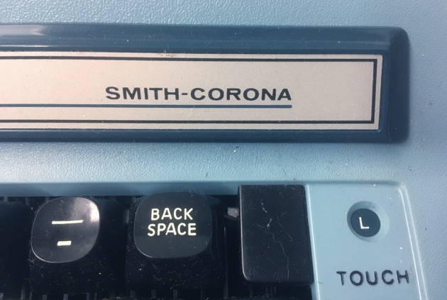 """Smith Corona """"Sterling Cartridge""""  from the maker logo on the front..."""