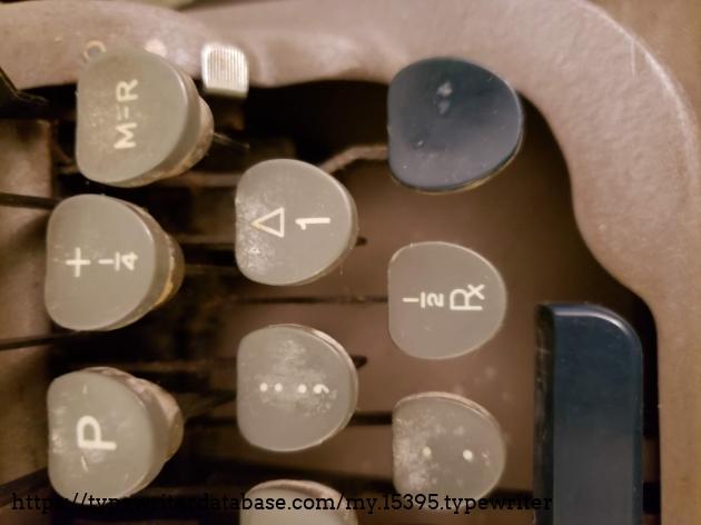 Delta and Rx keys