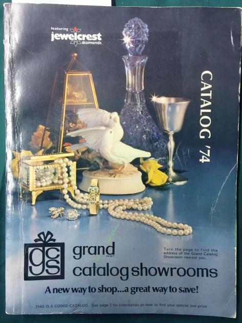 """Smith Corona """"Corona Seventy""""  Cover from the 1974 catalog..."""