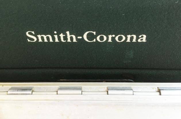 "Smith Corona ""Enterprise"" from he logo on the back..."