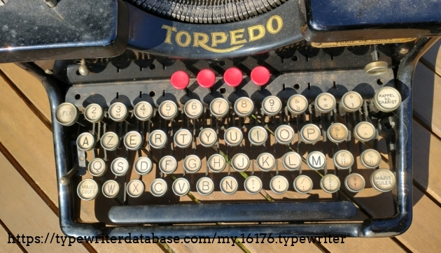 Torpedo 6 keys