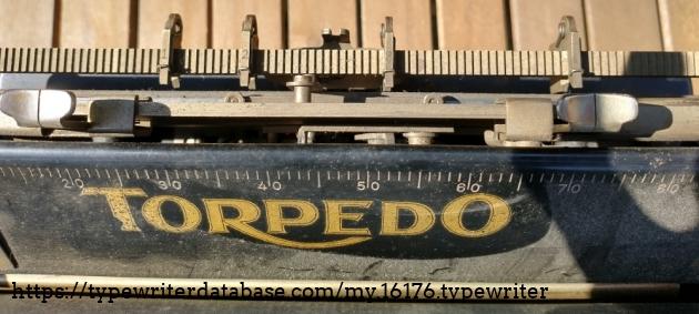 Torpedo 6 tabulator setting