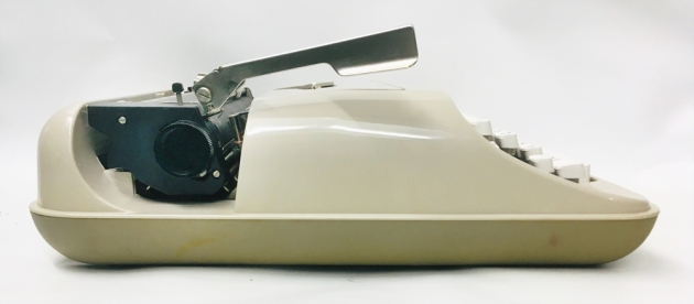 """Underwood """"319"""" from the left side..."""