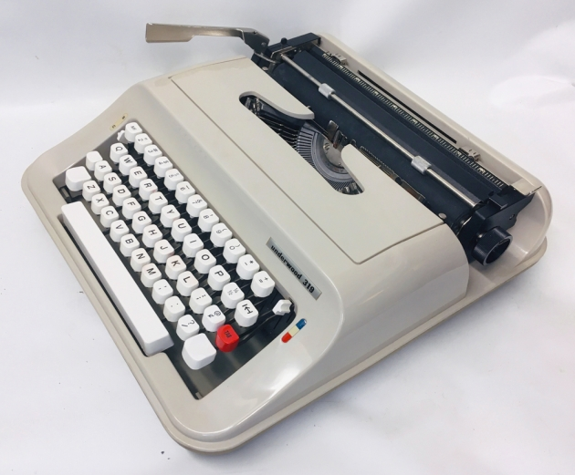 """Underwood """"319"""" from the right side..."""