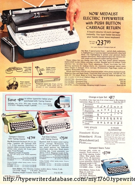 Pretty close match to this 1968 Sears Tutor.
