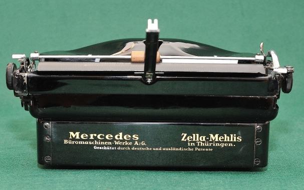 1937 mercedes superba typewriter 96 524 twdb. Black Bedroom Furniture Sets. Home Design Ideas