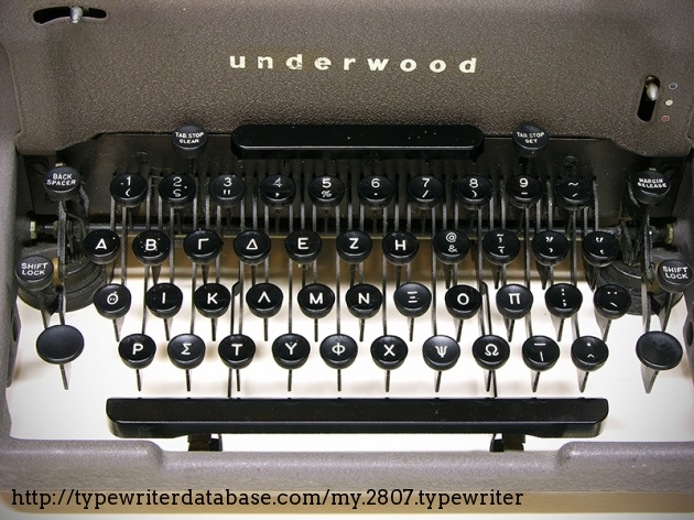 Image result for 1950 typewriter keyboard