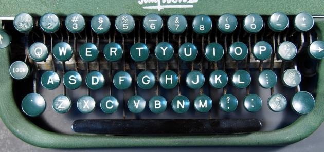 Typewriter Talk Help Solve A Mystery Sx Prefix On Royal 10