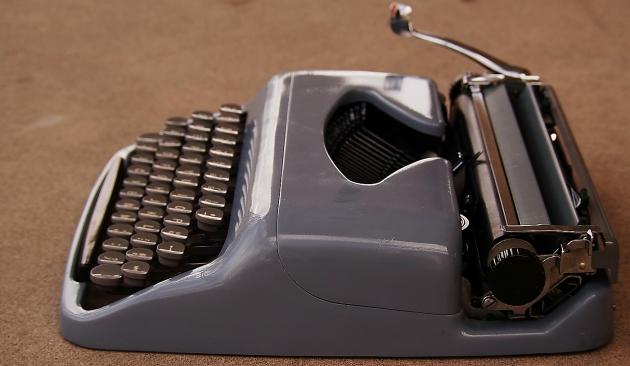 1960 Commodore 600 Typewriter 031147204 Twdb