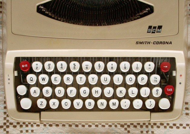 ... trading on Olivetti fame here?